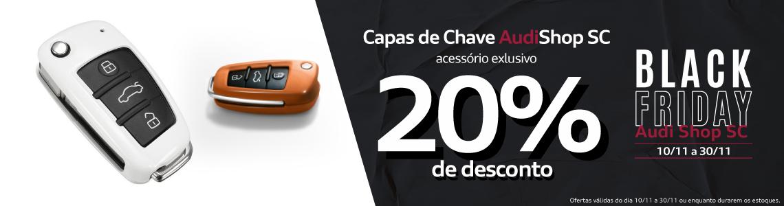 Capas de Chave - Black
