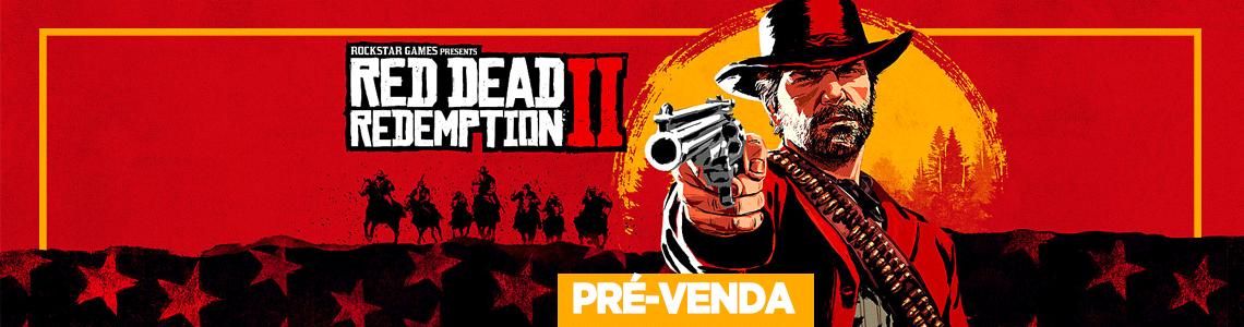 Pré-venda Red Dead Redeption