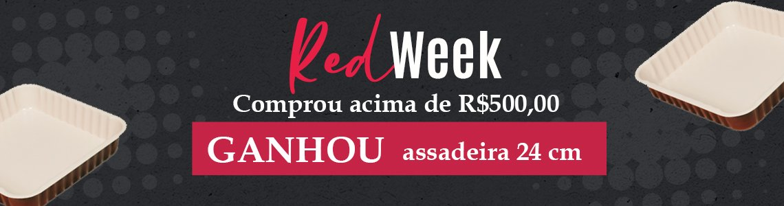 Banner Red Week Assadeira