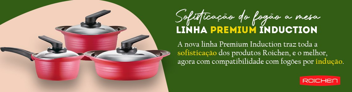 Banner Linha Premium