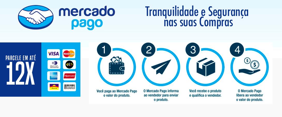 Mercado Pago - A sua compra Segura