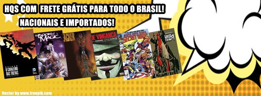Banner Quadrinhos