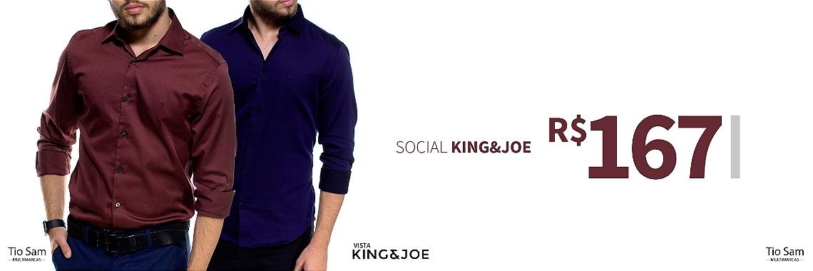 Social King e Joe