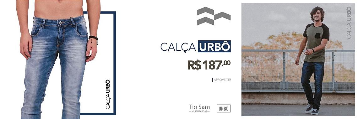 Banner Calça Urbô