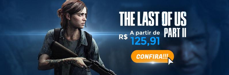 The Last of Us Part II PS4 PSN Mídia Digital