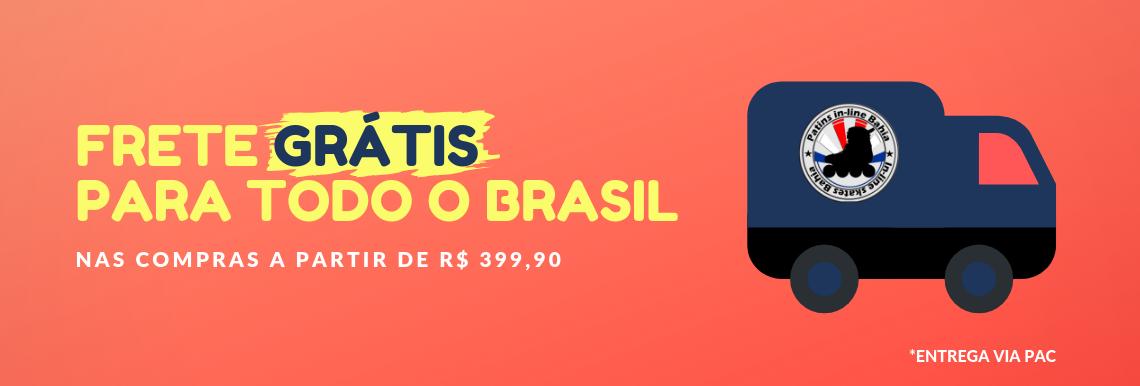 Frete Grátis Brasil 2019
