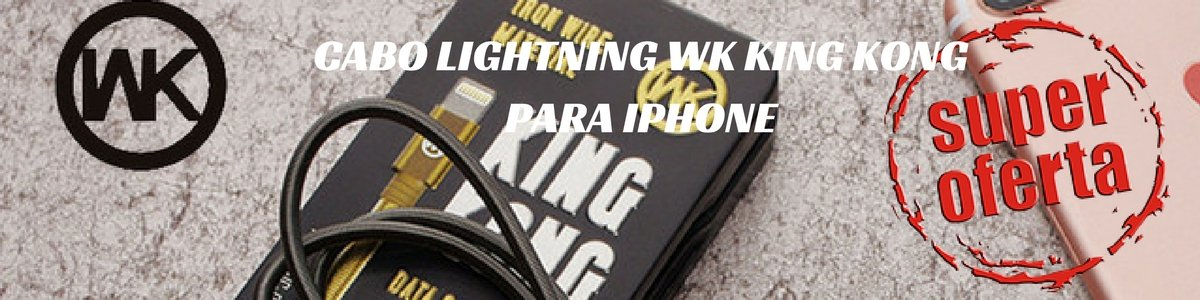 Banner WK King Kong Cable