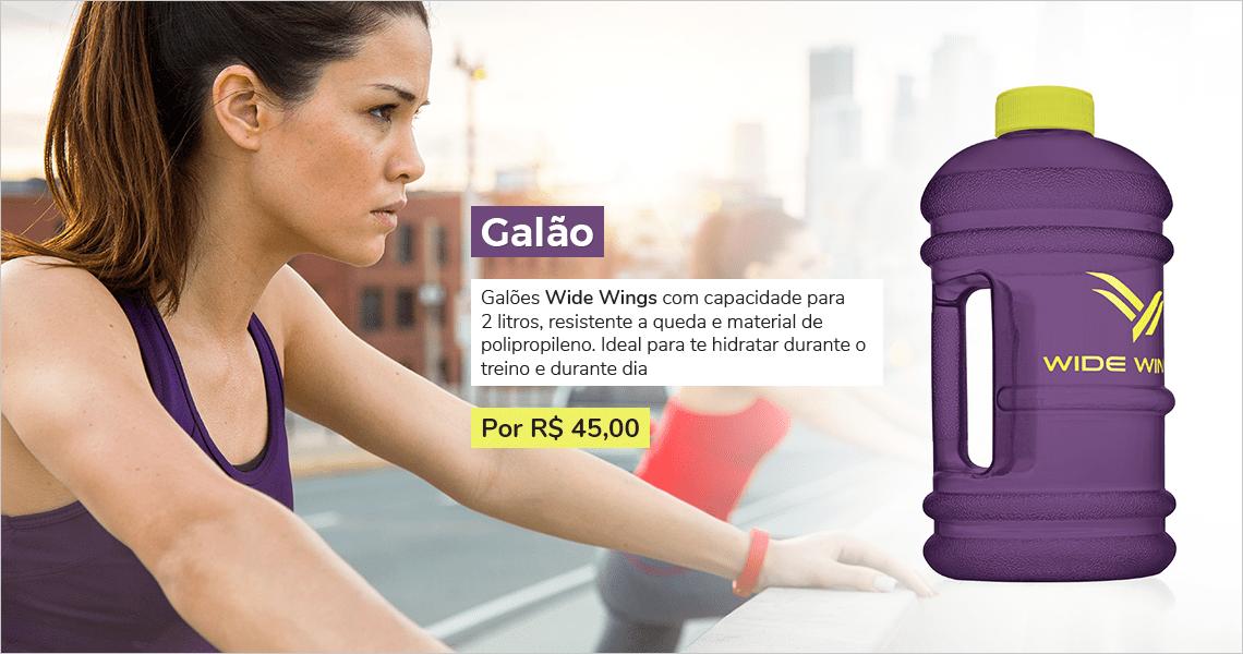 Galão WW07 Violeta