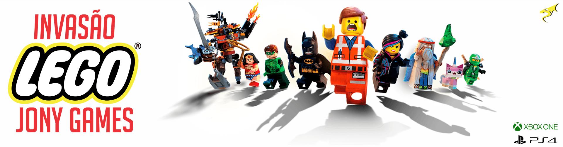 Invasão Lego