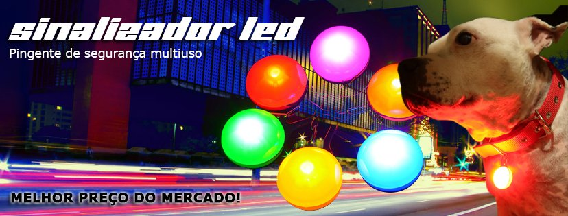 SINALIZADOR LED