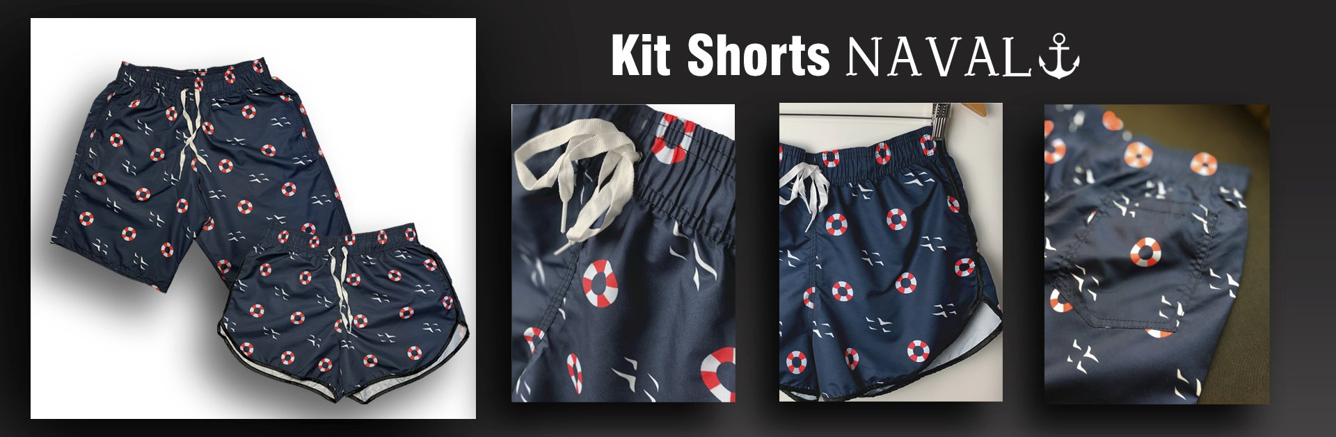 Shorts Naval