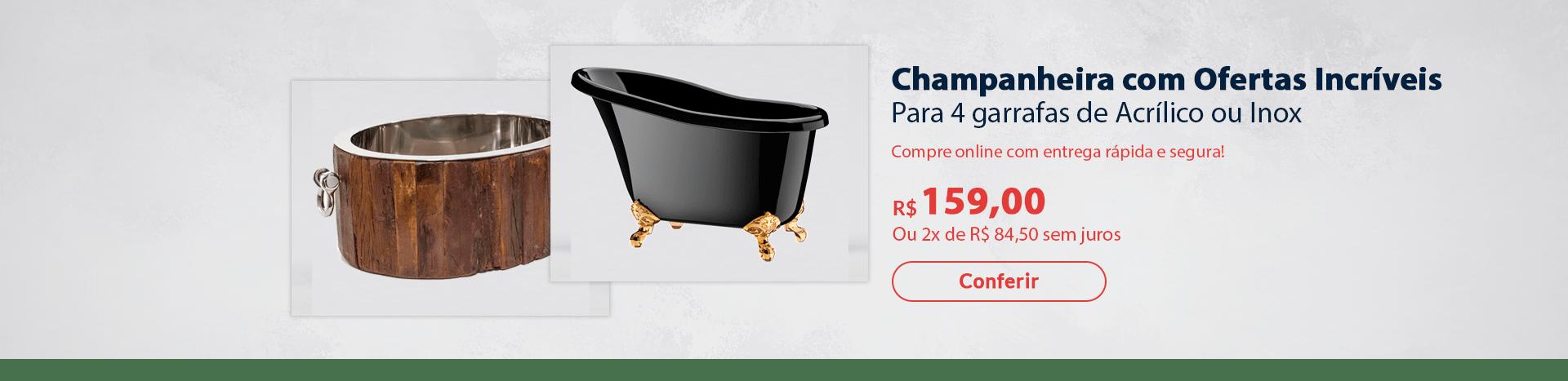 Champanheira Banheira | DpotDecor