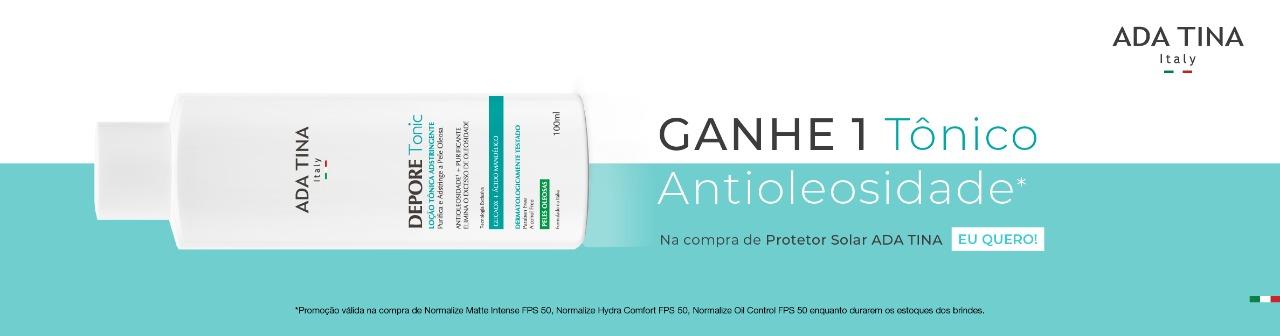 Adatina 1 compre protetor ganhe tonico