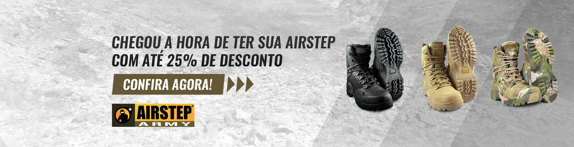 Promocao Airstep