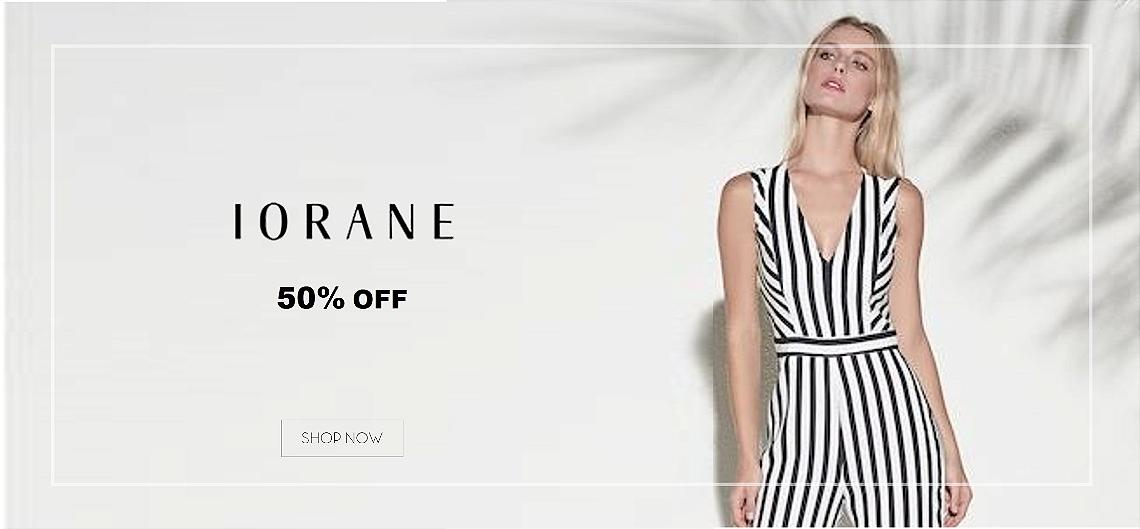 IORANE 50% OFF