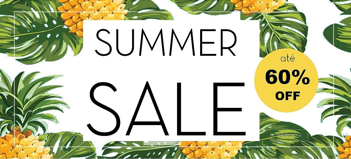 Summer Sale Branco