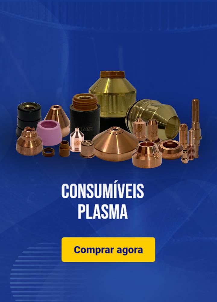 Consumíveis plasma