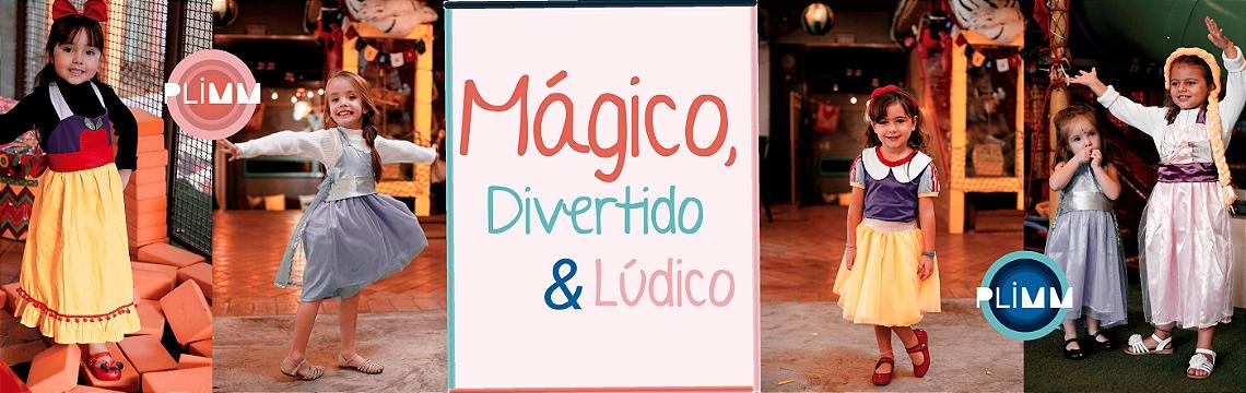 magico e divertido