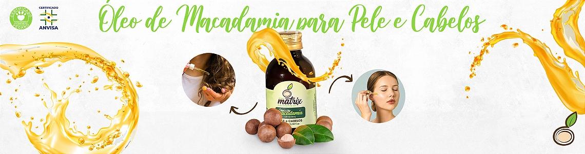 Oleo de Macadamia
