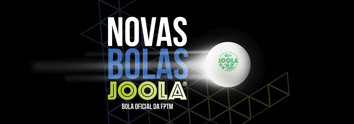 Joola - Bola Oficial da FPTM