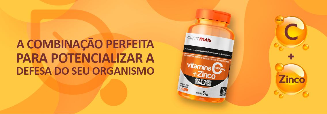Vitamina C + Zinco