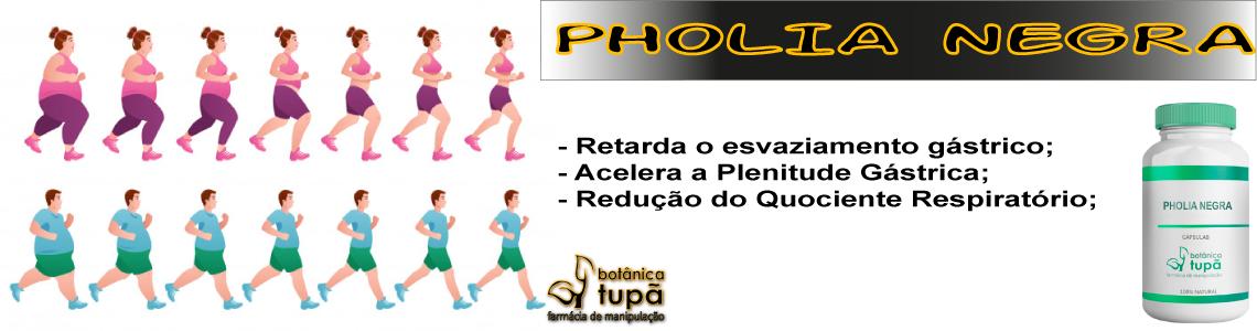 Pholia Negra - Auxilia a Perda de peso