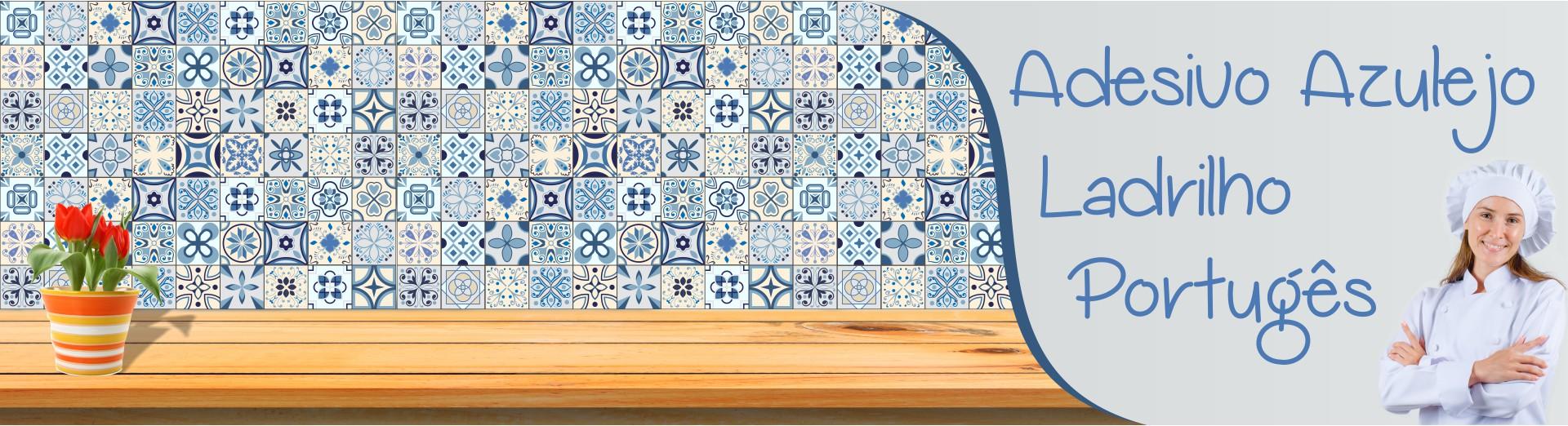Adesivo Azulejo Ladrilho Hidráulico