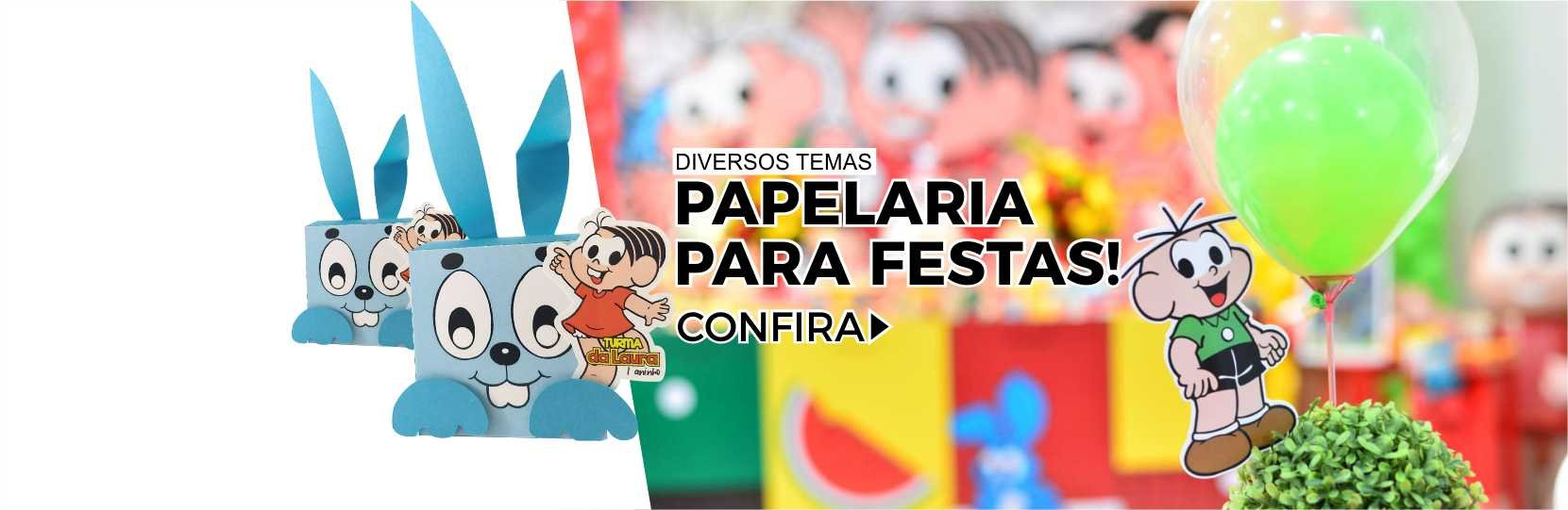 Banner Festa Personalizada