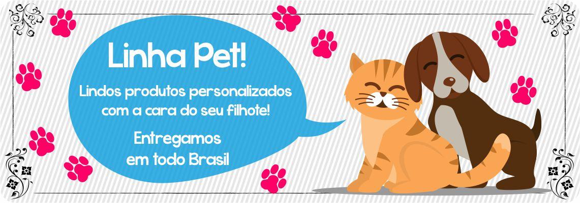 Linha Pet Personalizada