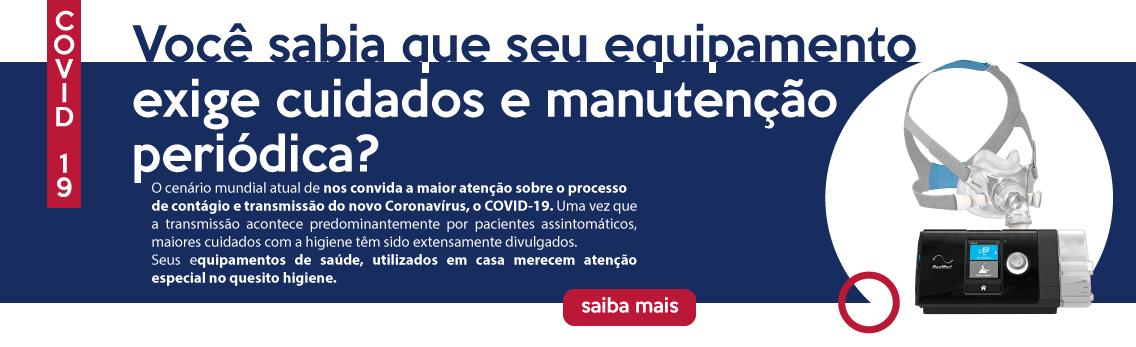 Higienização - COVID
