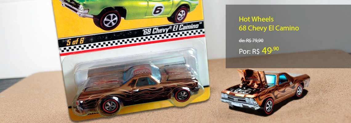 Ful Banner - hot-wheels-68-chevy-el-camino-neo-classics-series-6