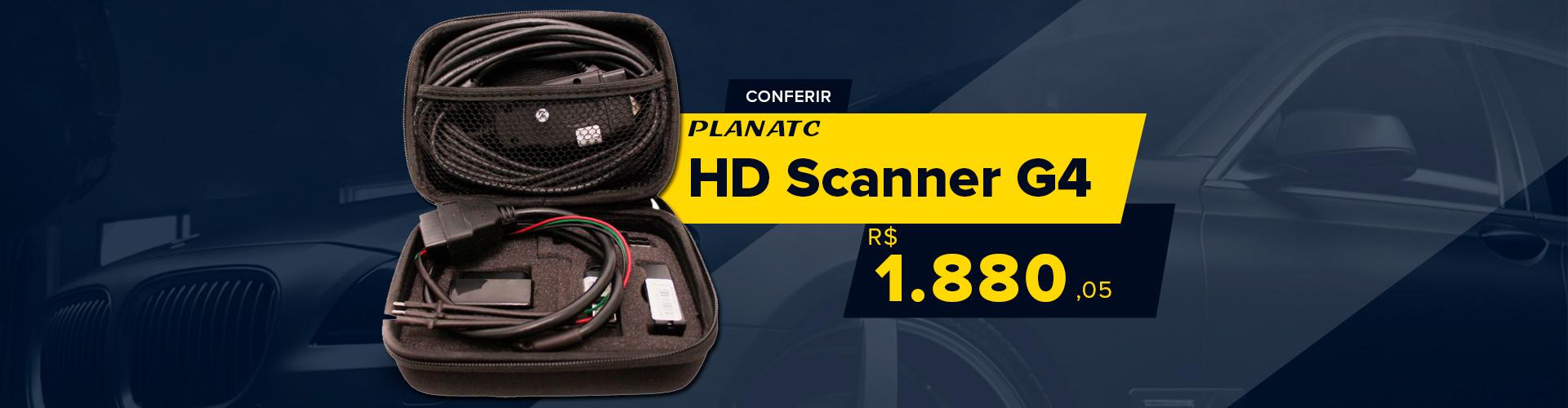 HD Scanner G4