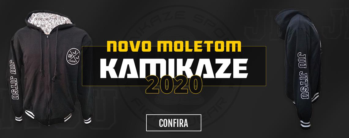 Moletom Kamikaze 2020