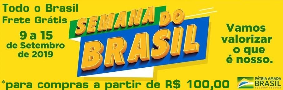 Semana do Brasil 2019