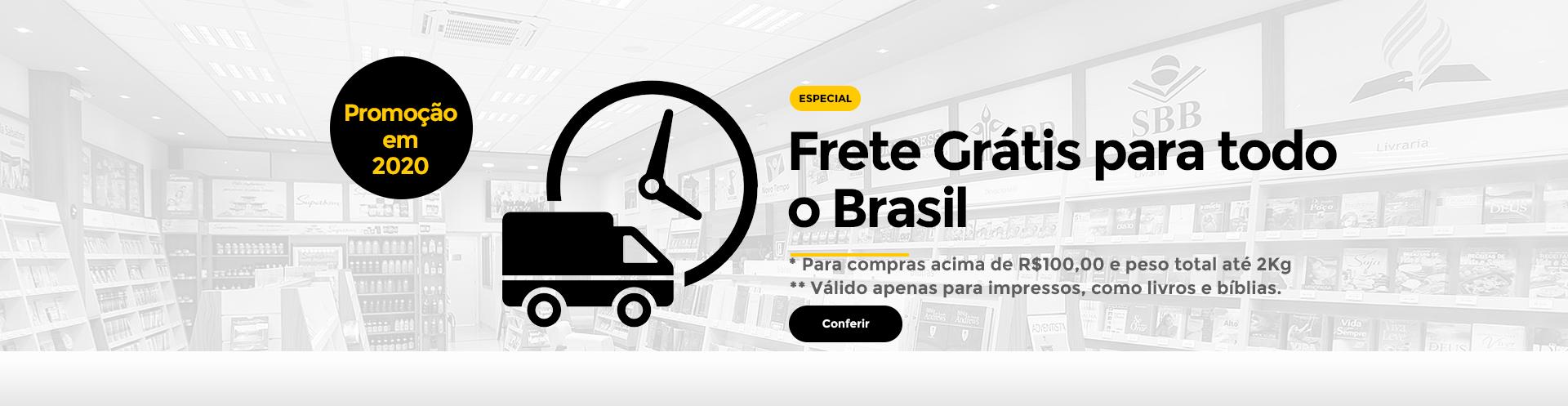frete gratis 100 reais 2kg