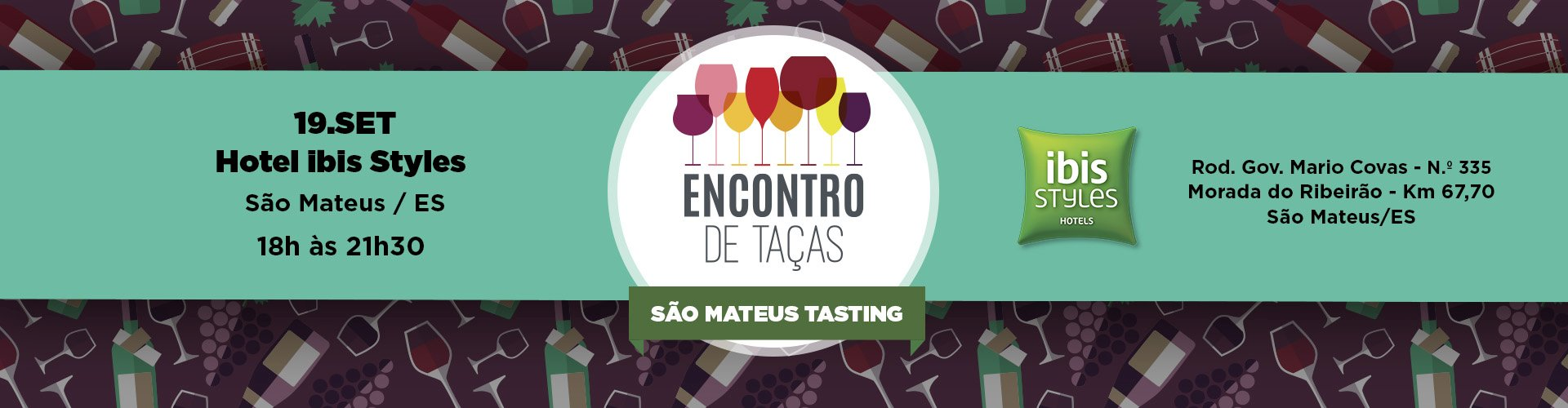 São Mateus Tasting