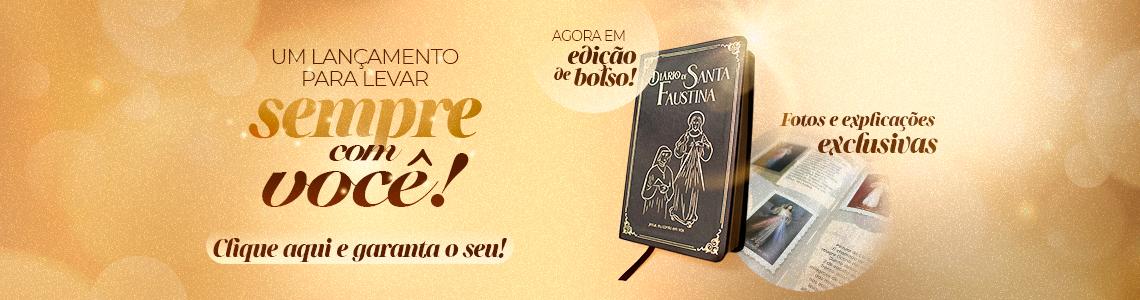 Diário de Santa Faustina - Edição de Bolso