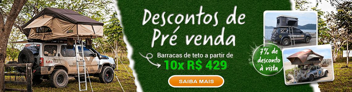 Descontos de Quarentena - Barracas