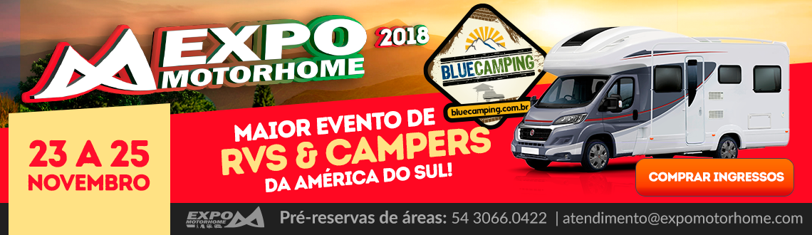 Expo Motor Home 2018