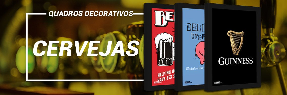 Categoria Cervejas