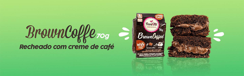Brownie coffee