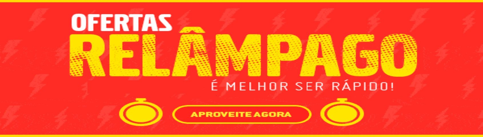 Banner Oferta Relampago