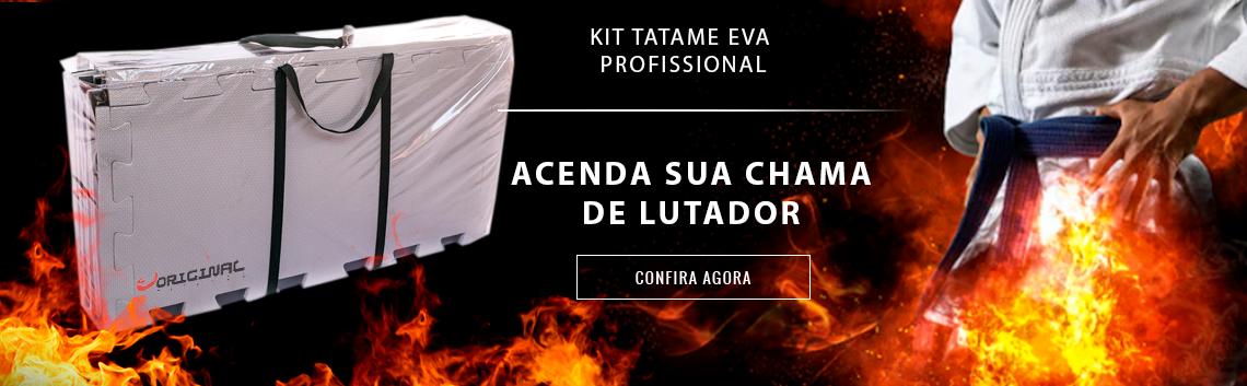 Kit Tatame EVA Profissional