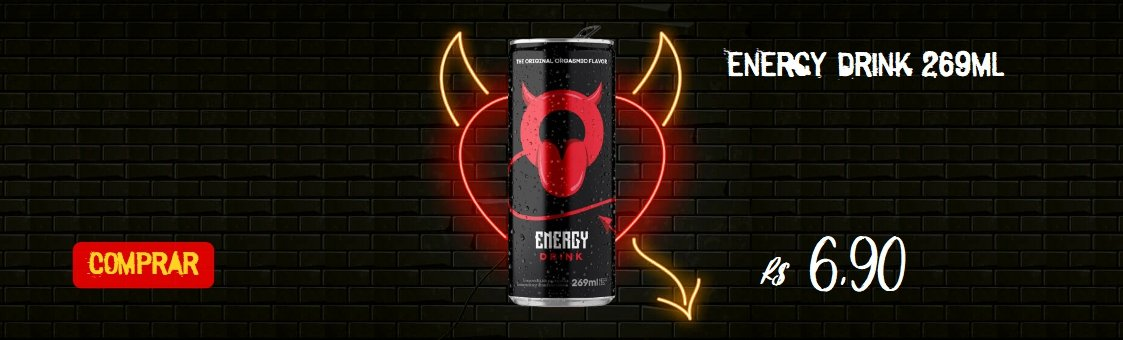 Energy drink hot fit