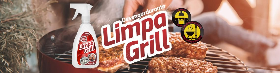 LIMPA GRILL