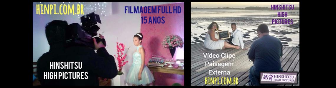 Filmagem e Vídeo Clipe