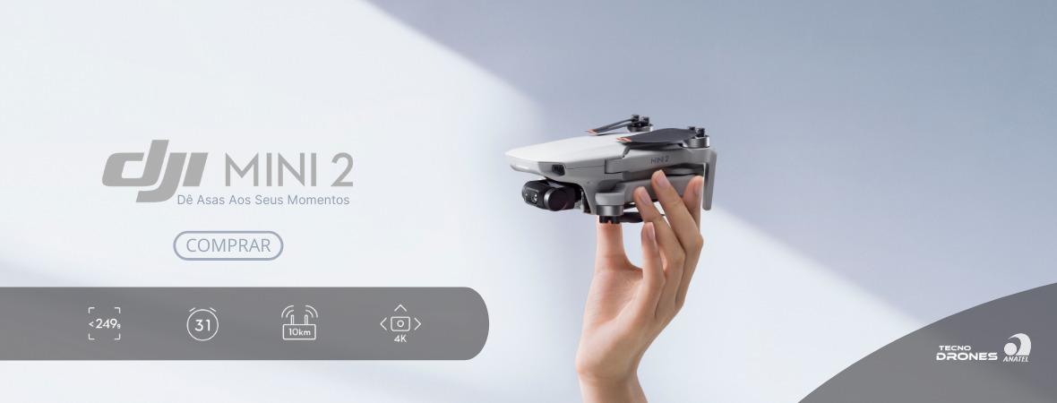 Dji Mini 2 Fly More Combo - Tecno Drones