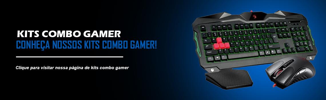 Kits Combo Gamer