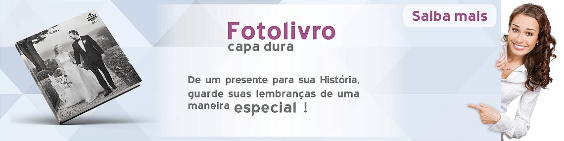 Banner Fotolivro