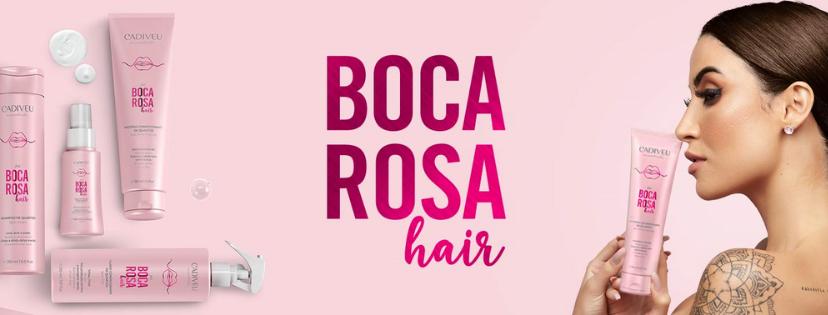 Cadiveu Boca Rosa